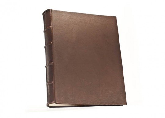 14x18 Extra Large Italian Leather Photo Album