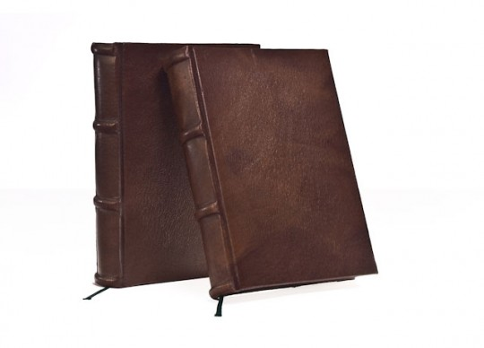 Epica Leather Journal 6x9