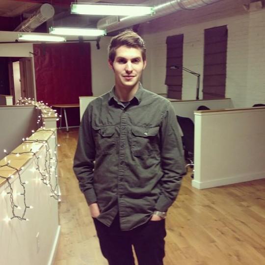Aaron Roberts - Jr. Designer