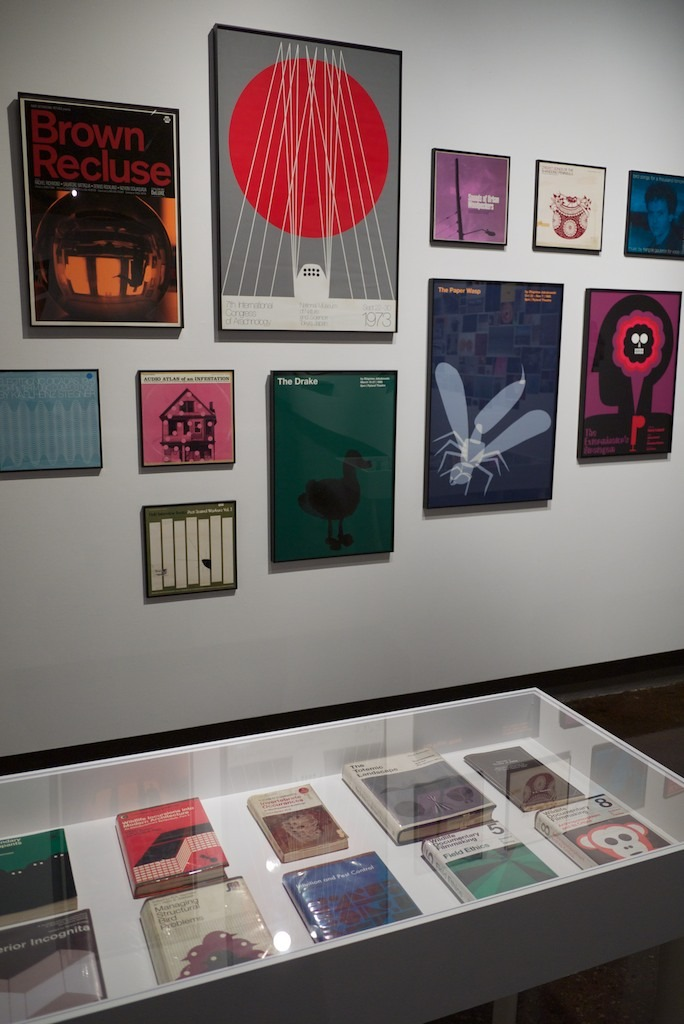 Julian Montague Book/Poster Exhibit