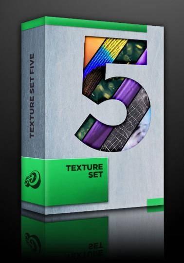Set 5 - Complete Texture Set