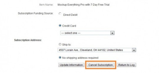 How to cancel Pro subscription - part 2