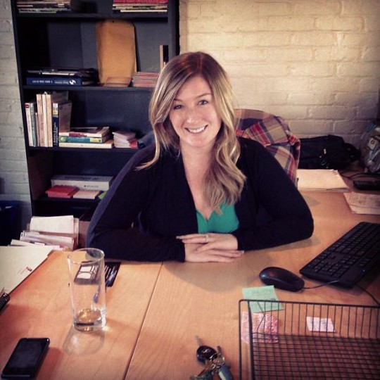 Lauren Prebel - Client Services Manager