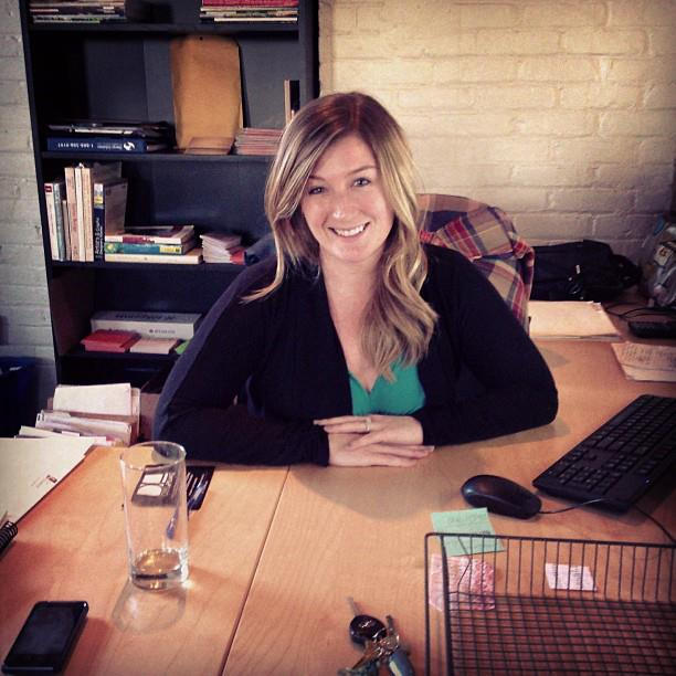 Lauren Prebel – Client Services Manager