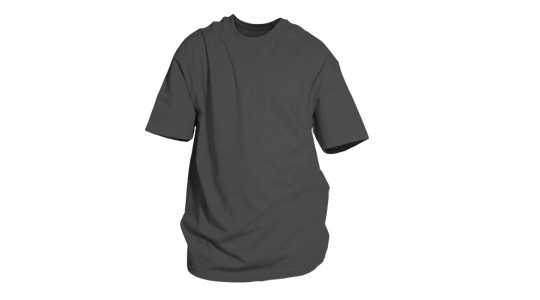 Men's Urban Shirt Ghosted - Front