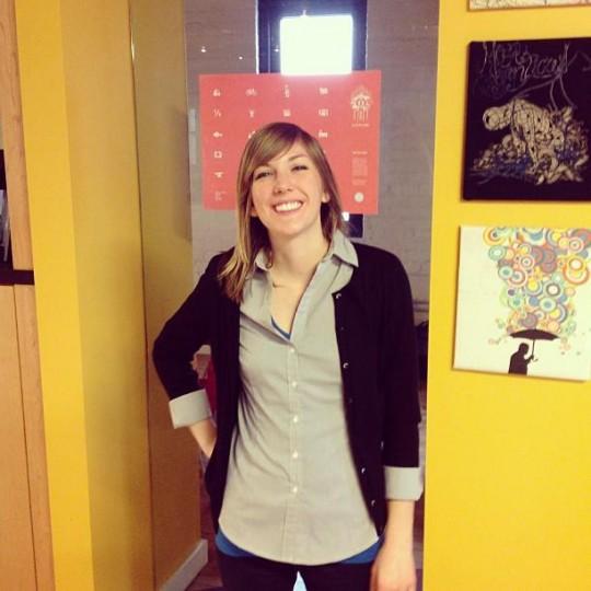 Sarah Traxler - Project Manager