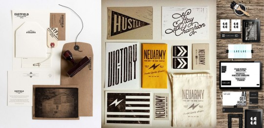 50 Gorgeous Branding Layouts