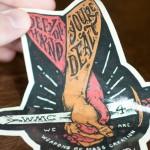 Tutorial: How to Design and Print Custom Silk Screen Die-Cut Stickers