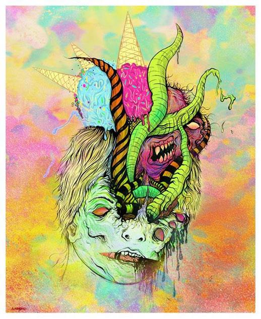 Aaron Crawford Cavity Colors The Creep Go Media Zine Interview