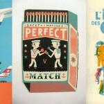 35 Inspiring Vintage Illustrations