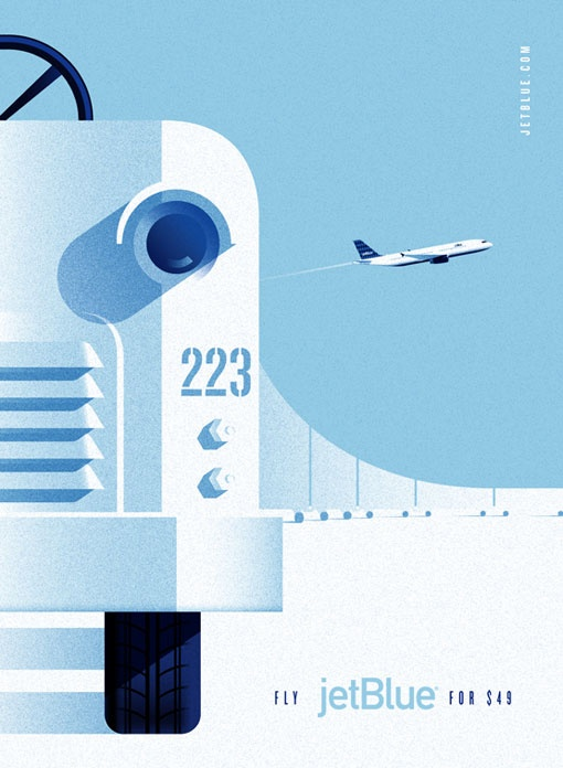 Lab Partners: JetBlue Pitch Posters