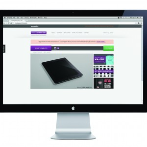 Mockup Everything App Design