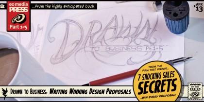 Drawn to Business: Writing Winning Design Proposals