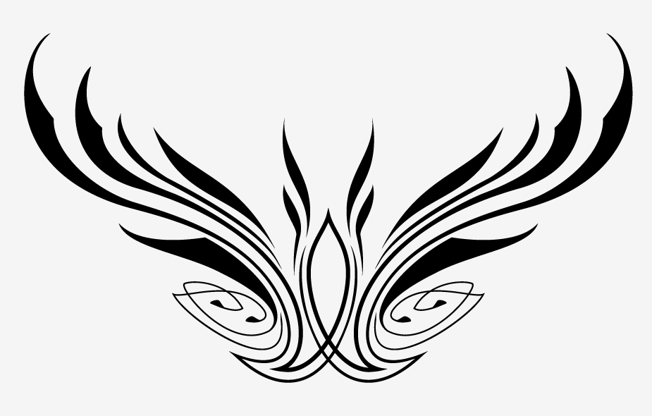 Celtic Cross Tattoos Designs in addition Post vector Flame Outlines 156278 furthermore In Loving Memory Decal 0107 Angel Wings likewise Evil Eyes Clipart Black And White additionally Guardian Angel Tattoo Design 6. on half car motorcycle
