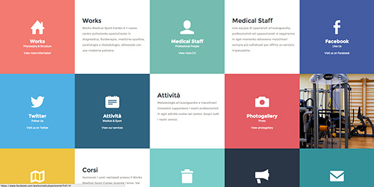 Works Medical has gone the opposite direction by choosing a scheme with  several different colors. Representing a large portion of the color wheel,  ...