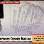 Drawn to Business: Customer Retention Insights