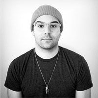 Designer Adam Garcia is the owner of The Pressure, a creative studio based in Portland, Oregon.