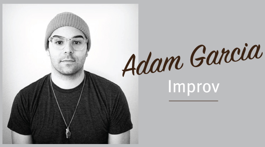 Adam Garcia is creative director, designer and illustrator who runs The Pressure, a creative studio in Portland, Oregon
