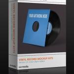 Vinyl record mockup templates v2.0 - Go Media's Arsenal