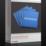 CD mockup templates - Go Media's Arsenal