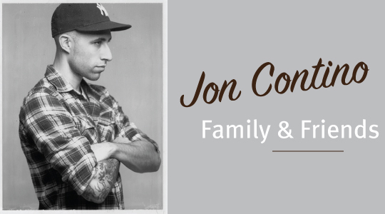 New York City native Jon Contino has garnered considerable attention for his unique approach to design utilizing hand-drawn lettering and typographic illustration in conjunction with a modern, yet minimalistic sensibility. He works not only as a freelance illustrator, but also as Co-Founder and Creative Director of menswear brand CXXVI Clothing Company. Photo by Jonathan Mannion