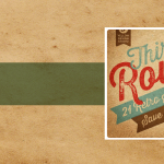 Thirsty Rough Font Family – only $9!