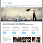 Corporate Portfolio Responsive Template: view demo