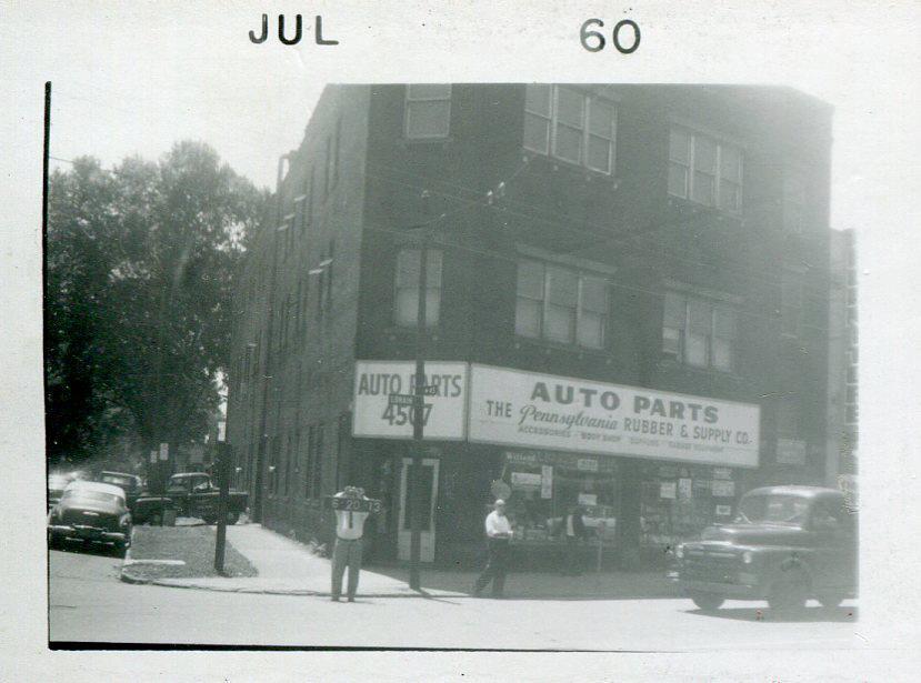 Go Media HQ, circa 1960