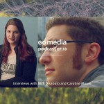 Go Media Podcast – Episode 13: Interviews With Nick Disabato and Caroline Moore