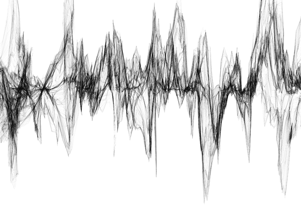 Announcing The Wireframe Sound Wave Texture Pack Go