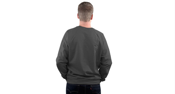 Apparel > Men's > Sweatshirt > Modelshot > Front
