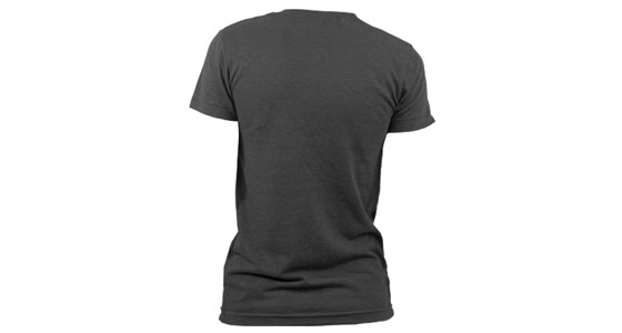 Apparel > Women's > Triblend Track T-Shirt > Back