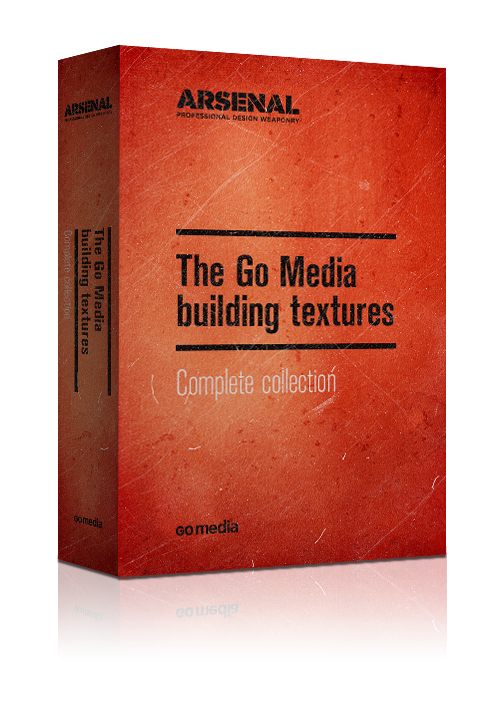 Announcing the Go Media building texture collection!