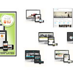 10 Premium and Fully Responsive Web Templates – only $17!