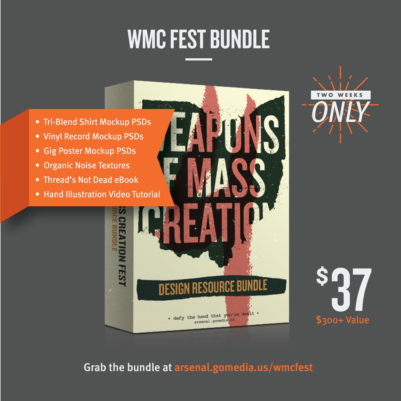 WMC Fest 2013 bundle
