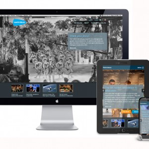 Motivideos Responsive Website Design