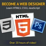 8 Downloadable Web Design Courses – 90% off!