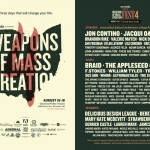 Why This Will Change Your Life: An Insider's Guide to Weapons of Mass Creation Fest