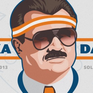 Ditka Dash Responsive Website Design - header