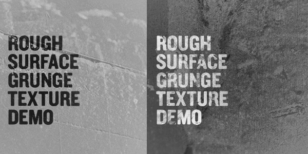 Rough Surface Grunge texture pack by Maarten Kleyne - Go Media's Arsenal