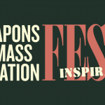 Inspired by Weapons of Mass Creation Festival