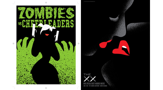 Zombies vs Cheerleaders | The XX by Dan Stiles