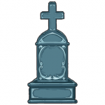 Go Media's Arsenal - Vector set 23 - Tombstones