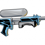 Go Media's Arsenal - Vector set 23 - Weapons