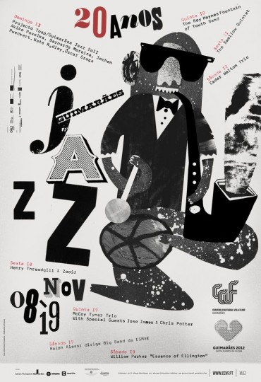 Poster by atelier martino&jaña