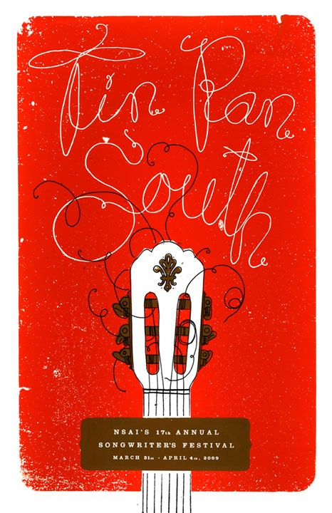 Tin Pan South poster