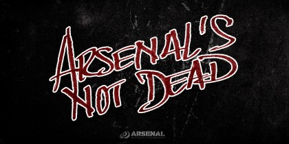 Arsenal's not dead!