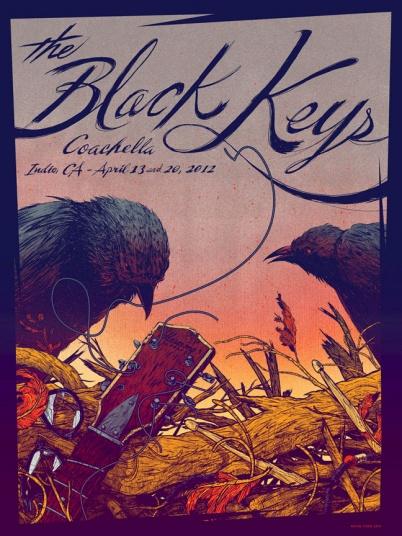 KEVINTONG-BlackKeysCoachella