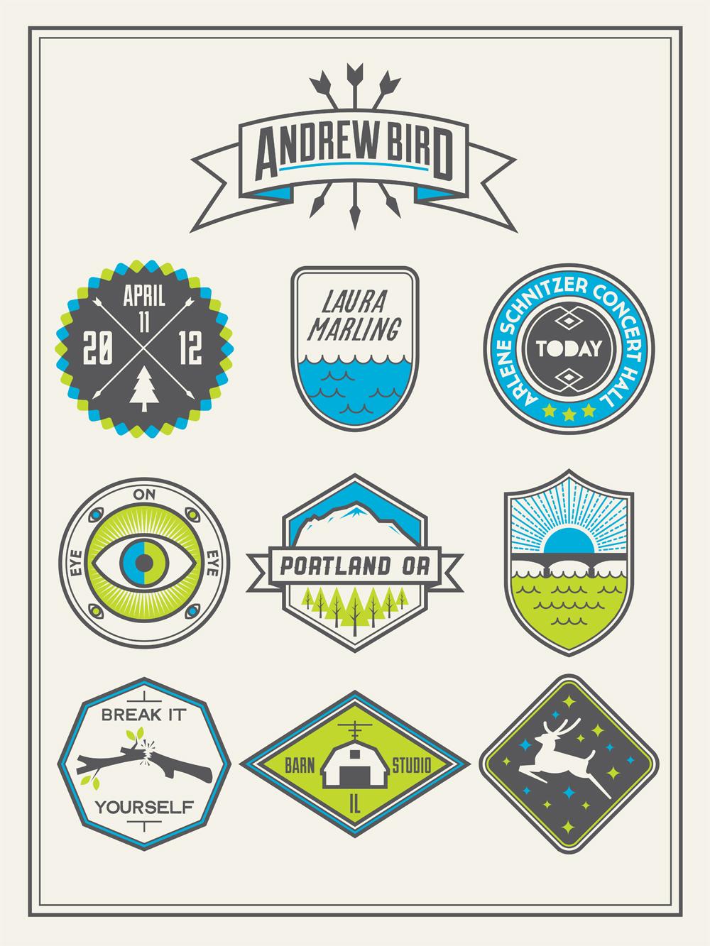 ANDREW BIRD POSTER 03