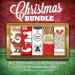 $880 worth of Christmas Vectors – only $19!